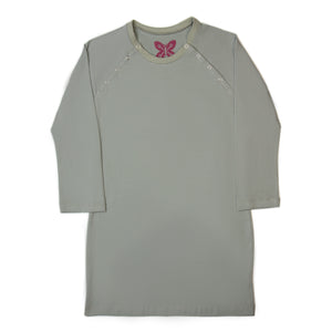 Long Sleeve T-Shirt in Sage