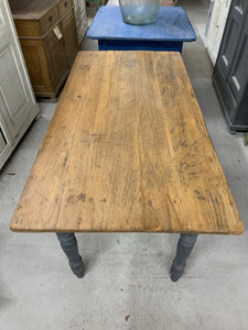European Farm Table / Kitchen Table