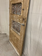 Load image into Gallery viewer, Single French Door with Iron Insert- Pantry Door