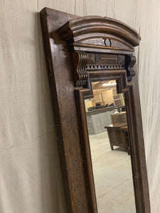 Floor Length Mirror made of French Door