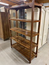 Load image into Gallery viewer, Teak Shelf/ Drying Rack