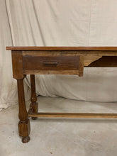 Load image into Gallery viewer, Teak Desk / Console