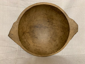 Antique European Dough bowls (shipping included)