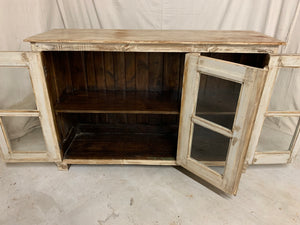 Glass Front Sideboard