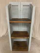 Load image into Gallery viewer, Shutter Shelves made from 1890's French Shutters