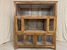 Load image into Gallery viewer, Teak Bookshelf Storage Cabinet