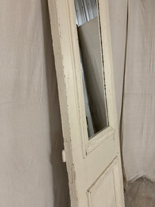 French 1880's Door made into Mirror