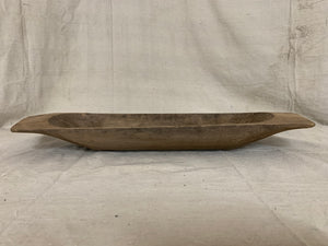 Antique European Dough Bowl (shipping included)