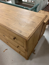 Load image into Gallery viewer, Pine Chest of Drawer