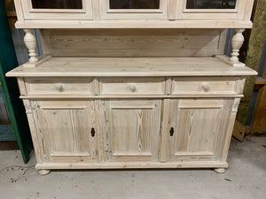 Two Piece Cupboard