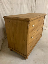 Load image into Gallery viewer, European Pine Chest of Drawers
