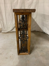 Load image into Gallery viewer, Console made of 1880's French Iron