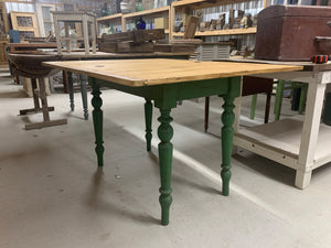 Pine Flip Top Table