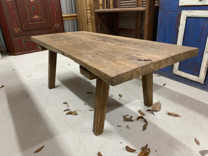 Butcher Slab Coffee Table