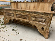 Load image into Gallery viewer, Teak Console Table
