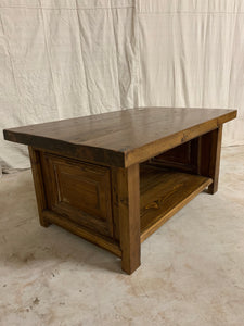Coffee Table made with French a Architecturals