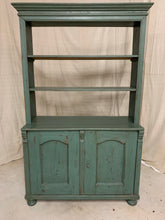 Load image into Gallery viewer, Antique Pine Cabinet with Shelves
