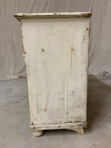 European Painted Pine Server/ Base Cabinet