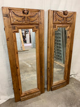 Load image into Gallery viewer, Mirror made from French Door Top