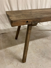 Load image into Gallery viewer, Butcher Block Table