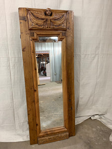 Mirror made from French Door Top