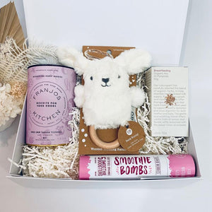 NEW PARENTS & BABY gift boxes