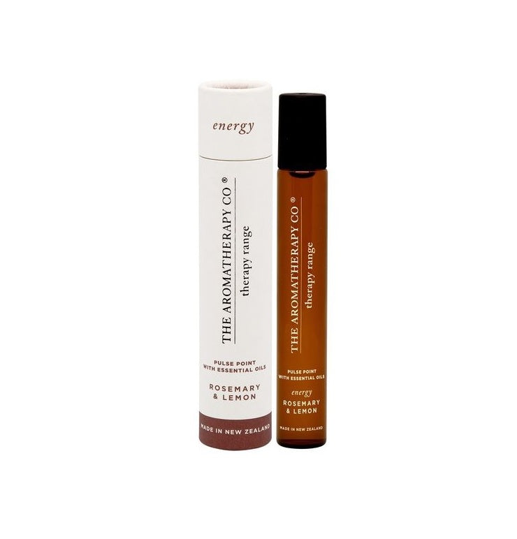 Energy aromatherapy pulse point - The Aromatherapy Company
