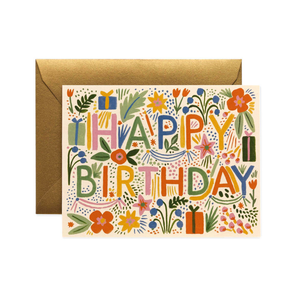 Card // Happy Birthday