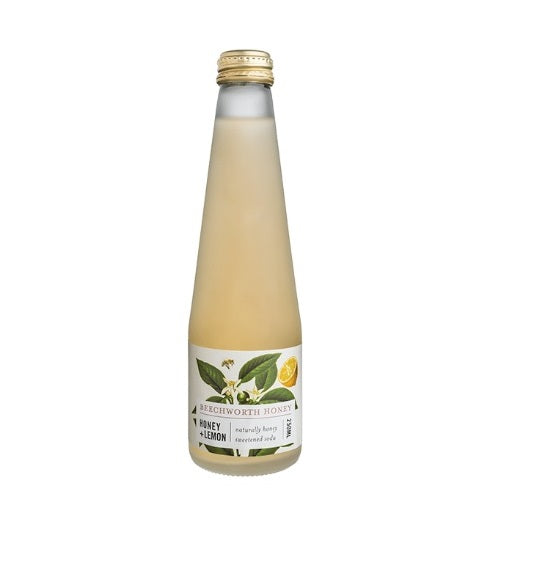 beechworth honey sparkling lemon + ginger soda