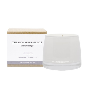 The Aromatherapy co / therapy range / Lavender & clary sage