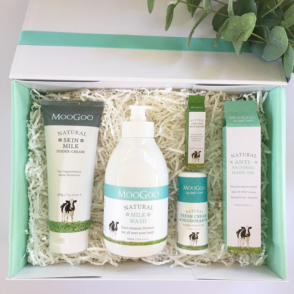 Cancer & chemo sensitive skin care package