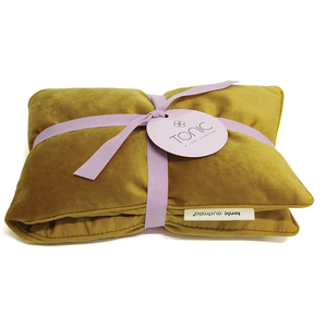 Heat pillow // Ochre