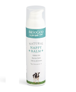 Nappy balm 75gm // Moo Goo