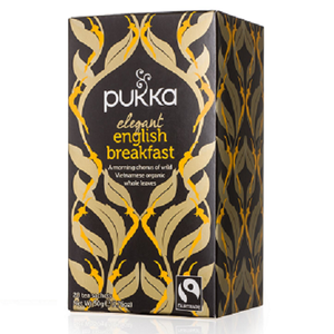 Pukka tea Elegant english breakfast