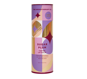 Sugar Plum lip balm- festive favour