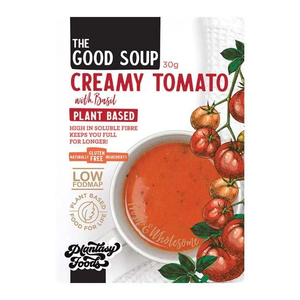 Soup //  Creamy tomato with basil 30gm