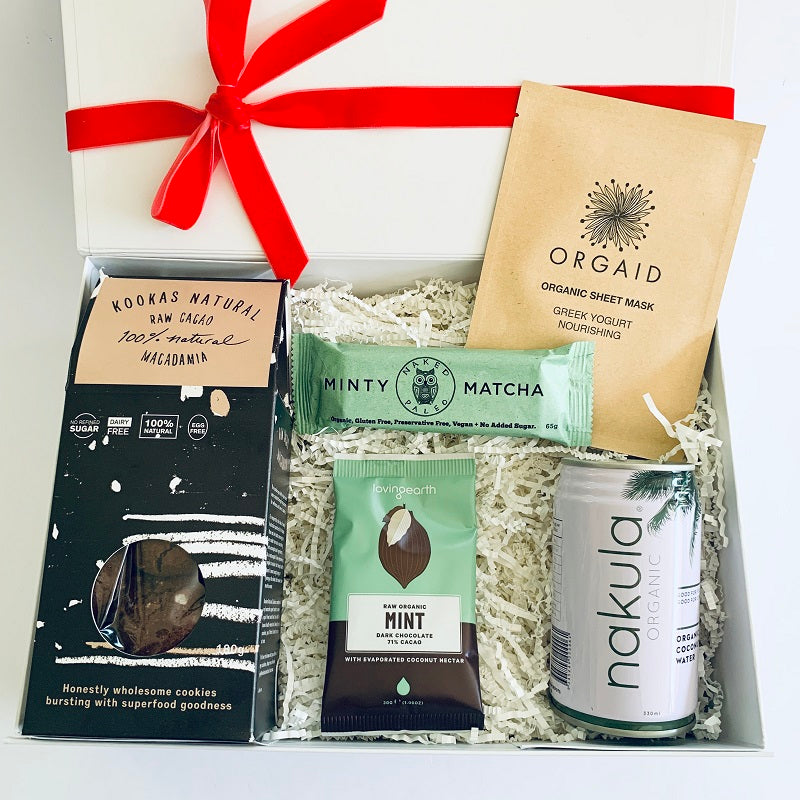 Vegan gift box
