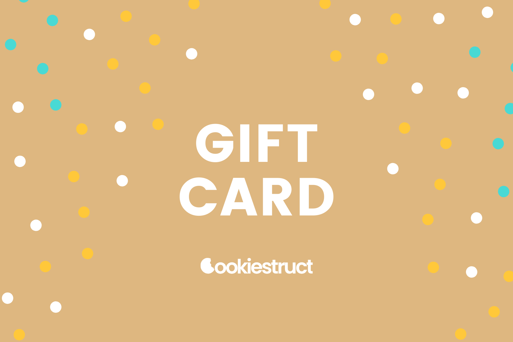 Cookiestruct Gift Card