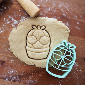 Cool Cactus Cookie Cutter