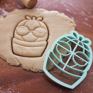 Cute Cool Cactus Cookie Cutter