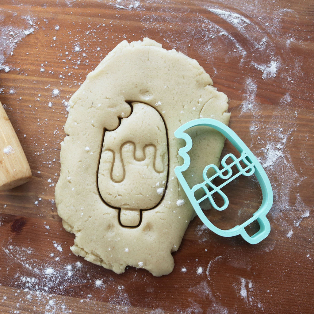 Cute Popsicle Cookie Cutter