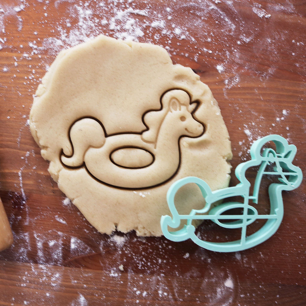 Unicorn Floatie Cookie Cutter
