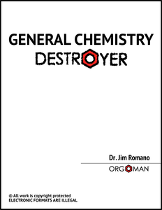 General Chemistry Destroyer 2020