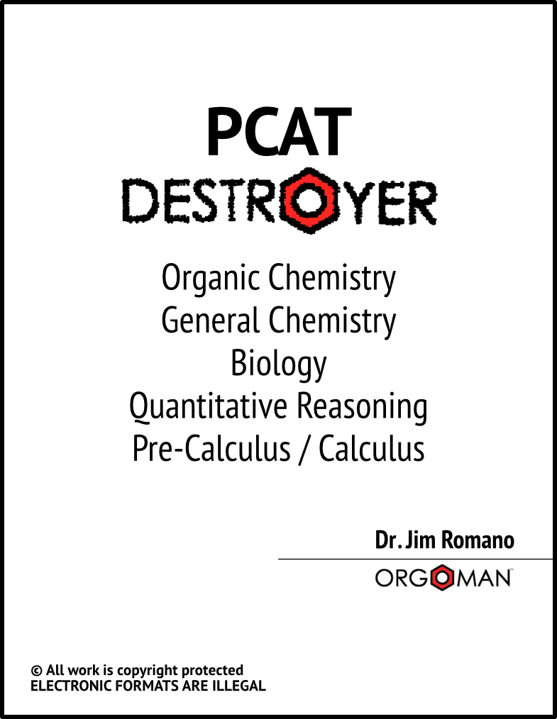 PCAT Destroyer 2020