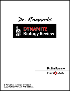 2021 Dynamite Biology Review - Written by Dr. Jim Romano