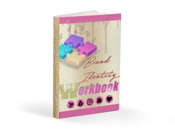 Create Your Brand Identity Workbook