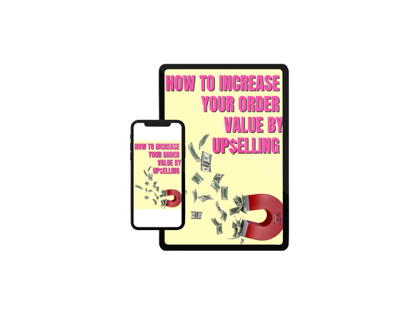 How To Increase Your Average Order Value By Upselling