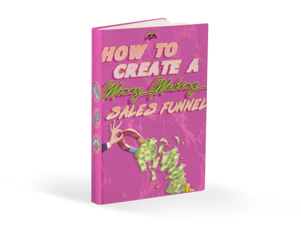 Money Making Sales Funnel Workbook