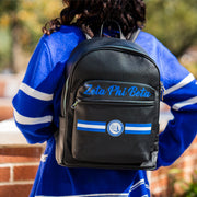 Printed Zeta Back Pack