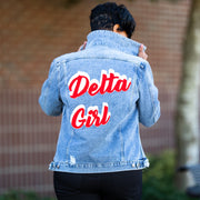 Diva Denim Jacket